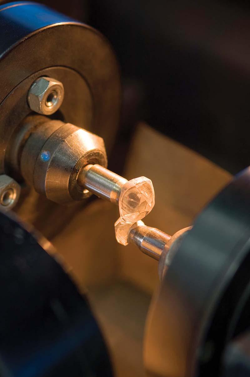 天然钻石加工机器